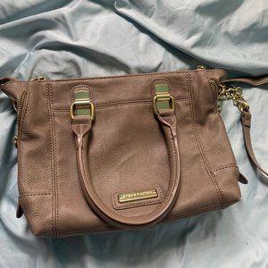 Steve Madden Taupe Crossbody Bag